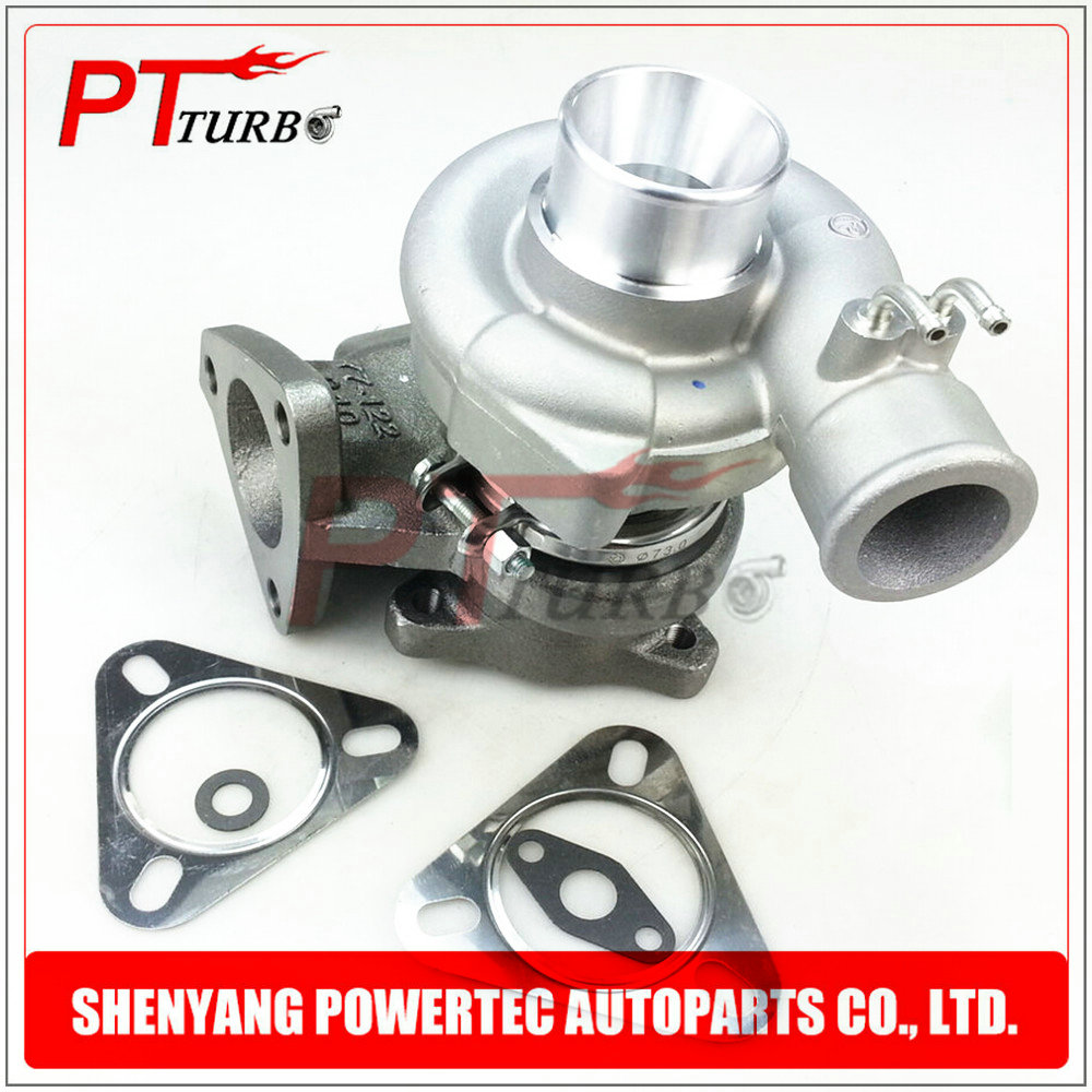 Complete Turbocharger Td04 49177 01512 01513 For Mousepad L200 Mitsubishi L300 4wd Shogun 25l 3 Hole Water Cooled