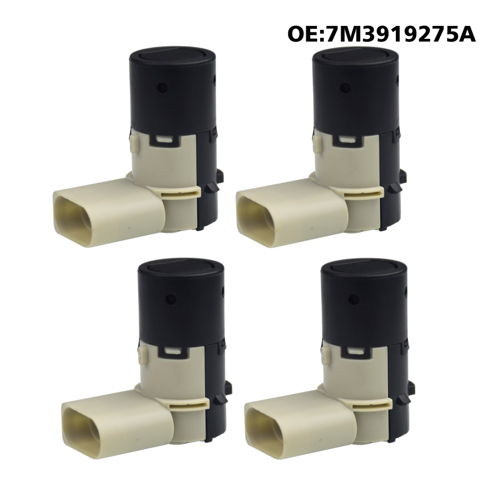4pcs/lot PDC Parking Sensor For Audi A2 A3 A4 A6 For VW Sharan For Seat Skoda For Ford Galaxy 7M3919275A 4B0919275A цена