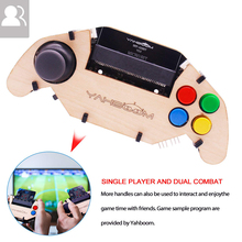 Micro:Bit Gamepad Expansion Board Handle Microbit Robot Car Joystick STEM Toys Programming Game Controller 2 Type