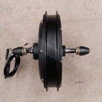 36V 48V 500W ebike hub Motor Rear Wheel Freewheel Electric Bicycle Brushless Non gear Rear Motor for wheel 24 26 700C