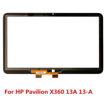 "13.3"" touch screen for HP 768042-001 X360  touch glass digitizer"