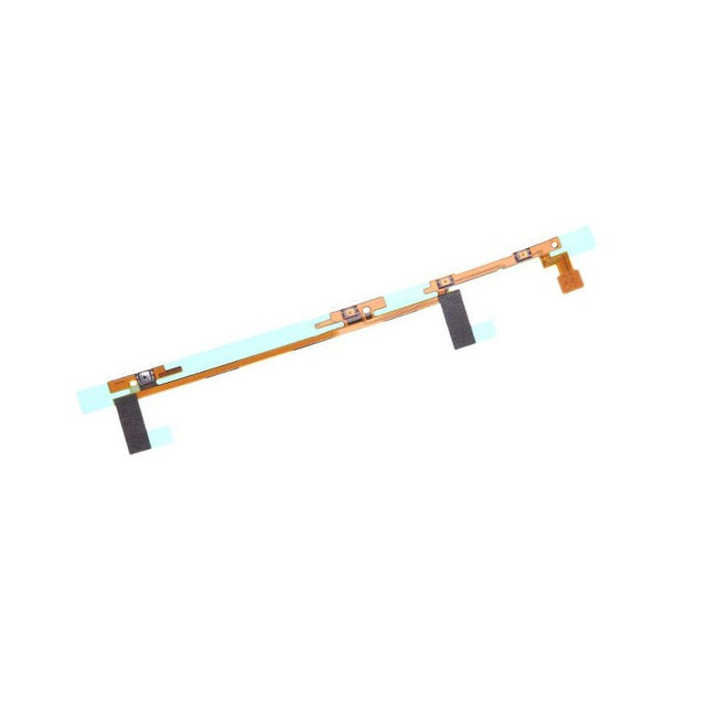Genuine New Power Swtich On Off Volume Up Down Button Keypad W/ Camera Control Flex Cable for Nokia Lumia 1520 Replacement Parts
