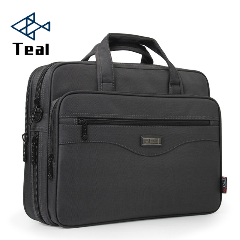 2020 New Men's Briefcase Laptop Business Bag Oxford Cloth Large Capacity Casual Bags For Men Famous Brands Designer Laptop Bags