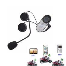 1 Pc Bt Domofon T-com Sc Intercomunicador Głośniki Bezprzewodowe-kask Kask Motocyklowy Kask Motocyklowy-domofon