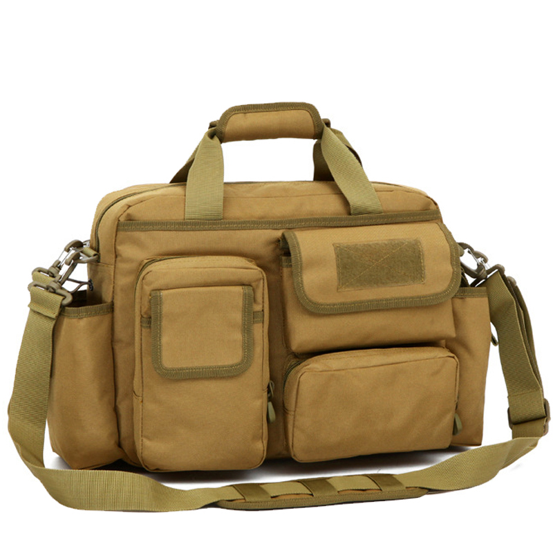 Hot Men Women Outdoor Military Army Tactical HandBag Trekking Sport Travel Rucksacks Camping Hiking Trekking Camouflage Bag