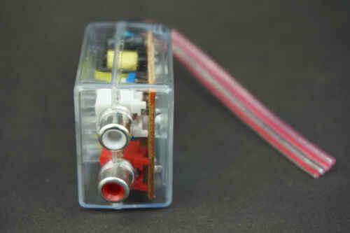 Автоматическая машина высокой и низкой частоты линия RCA аудио преобразователь импеданса конвертер