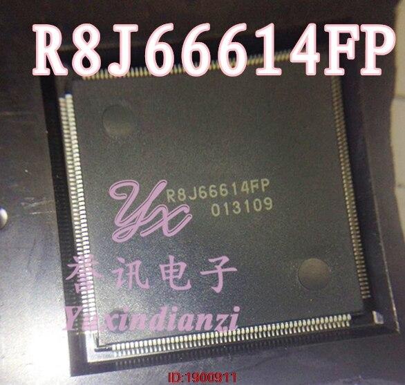 1 pcs/lot R8J66614FP QFP1 pcs/lot R8J66614FP QFP