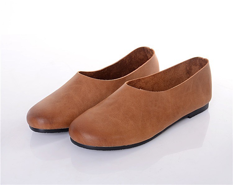 oxford shoes leather women