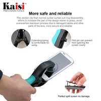Kaisi Telefon LCD Screen Eröffnung Zange Starke Saugnapf Sicher Opener für iPhone iPad Samsung Demontage Reparatur Werkzeug