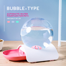 Dog Automatic Drinker Mat Food Grade Non Slip Bubble Type Water Pad Pet Cat Crystal Ball Style
