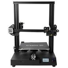 Creality CR-20 3d принтер, MK-10 для печати, экструдер 220X220X250 мм V2.1, обновление