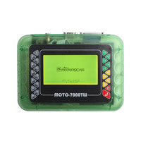 Motorcycle Scanner MOTO 7000TW V8 1 Universal Motorbike Scan Tool With Multi Languages Free Shipping