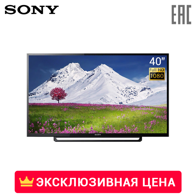 TV LED Sony 40 KDL-40RE353 Television FullHD 4049InchTv