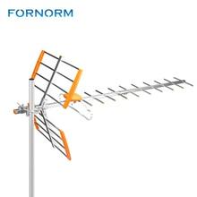 Powstro HD antenne de télévision numérique pour HDTV DVBT/DVBT2 470 MHz 860 MHz antenne de télévision extérieure antenne de télévision HD amplifiée numérique