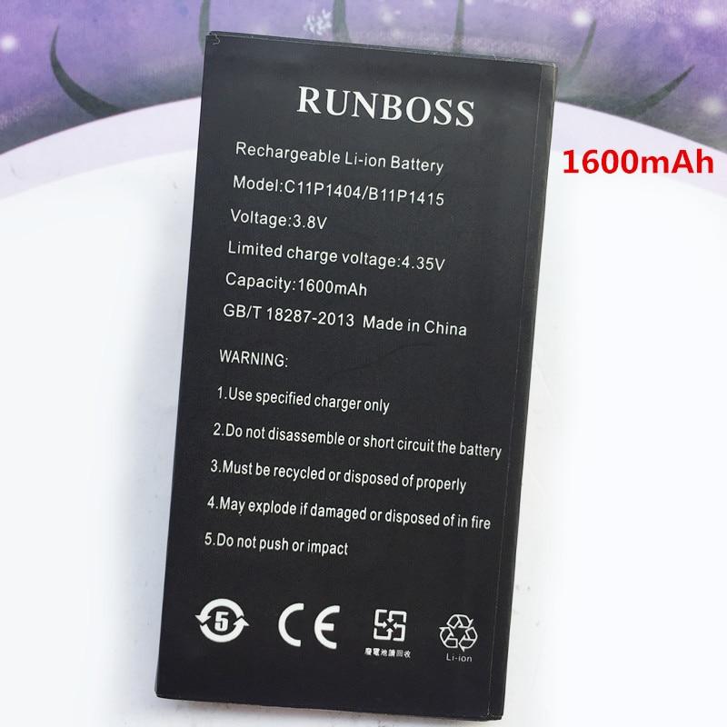 1600mAh B11P1415 Mobile Phone Battery Fit For Asus ZenFone Go 4.5 ZC451TG Z00SD B11P1415 Batteries