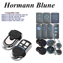 Good Quality 868mhz Blue Button remote control duplicator Universal remote control Replacement Command Garage Gate Key Chain command and control