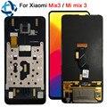 Оригинальный Amoled для Xiaomi mi x 3 ЖК-дисплей с сенсорным экраном дигитайзер в сборе с рамкой mi x3 Замена mi x3 mi x 3 lcd