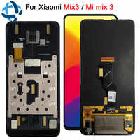 Origian Amoled Für Xiao mi mi mi x 3 LCD Display Touchscreen Digitizer Montage Mit Rahmen mi mi x3 ersatz mi mi x3 mi mi x 3 lcd