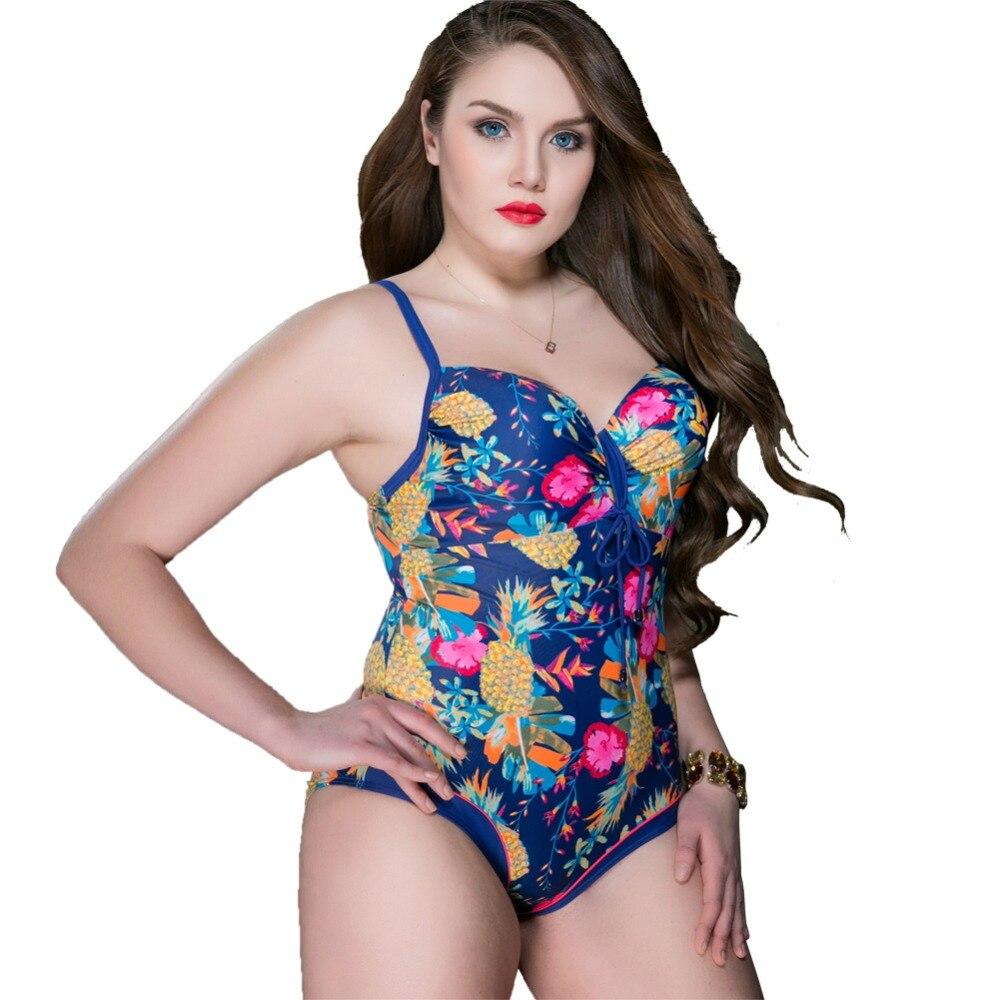 2017 New One Piece Swimsuit Brazilian Bikini Set Sexy Beachwear Plus Size Swimwear Women Bikinis Black Bathing Suit XXXXL DX7709 remington d3190