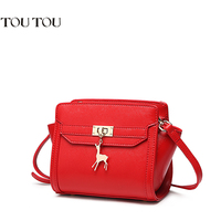 A1604 2016New Hot Women S PUleather Handbag Messenger Bags Preppy Style Bag Shoulder Bag High Quality