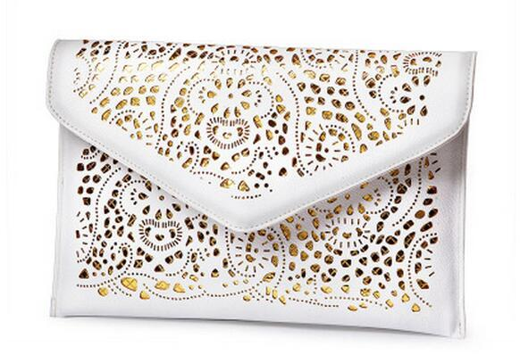 Clutches Purse PU WOMEN...