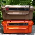 EDC Outdoor Große Professionelle Wasserdichte Box Lagerung Box Wasserdichte Container Kompression Dichtung Mit Schock Kissen Zubehör