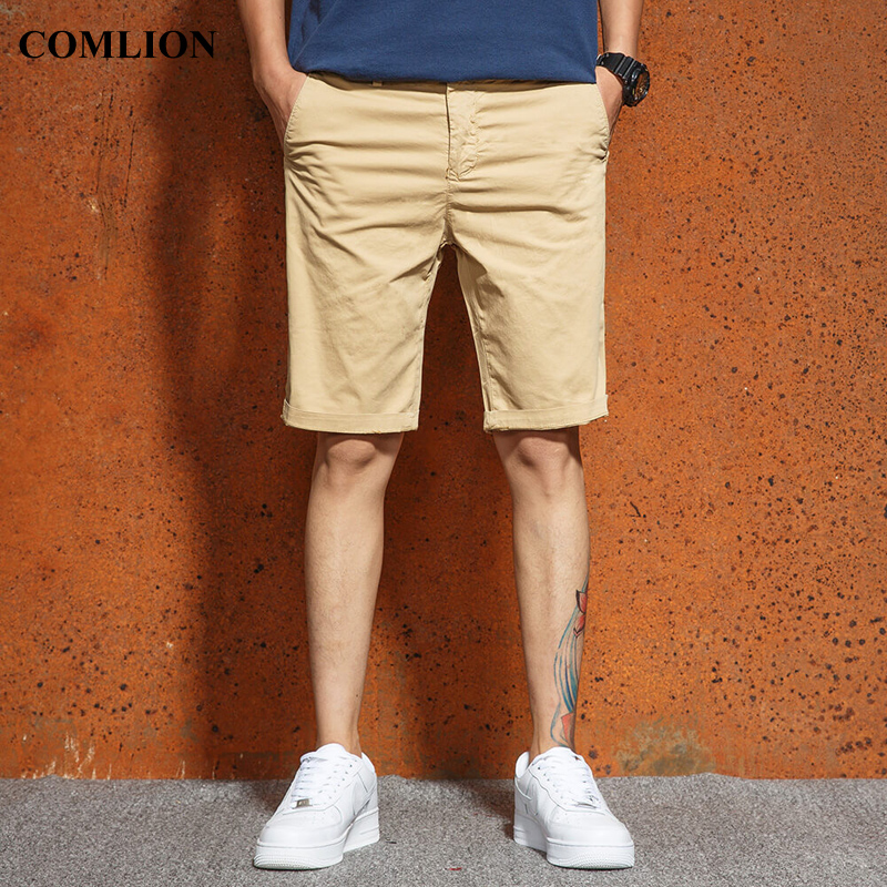 2018 New Arrival Mens Shorts Casual Baggy Men Cargo Shorts Military Style Homme Tactical Work Short Trousers New Fashion F10