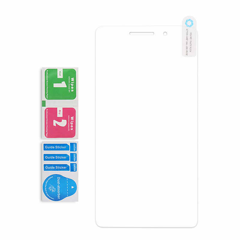 9H Tempered Glass For Elephone P9000 Screen Protector Film For Elephone P8000 Cover Glass Film Easy To Install Phone Film
