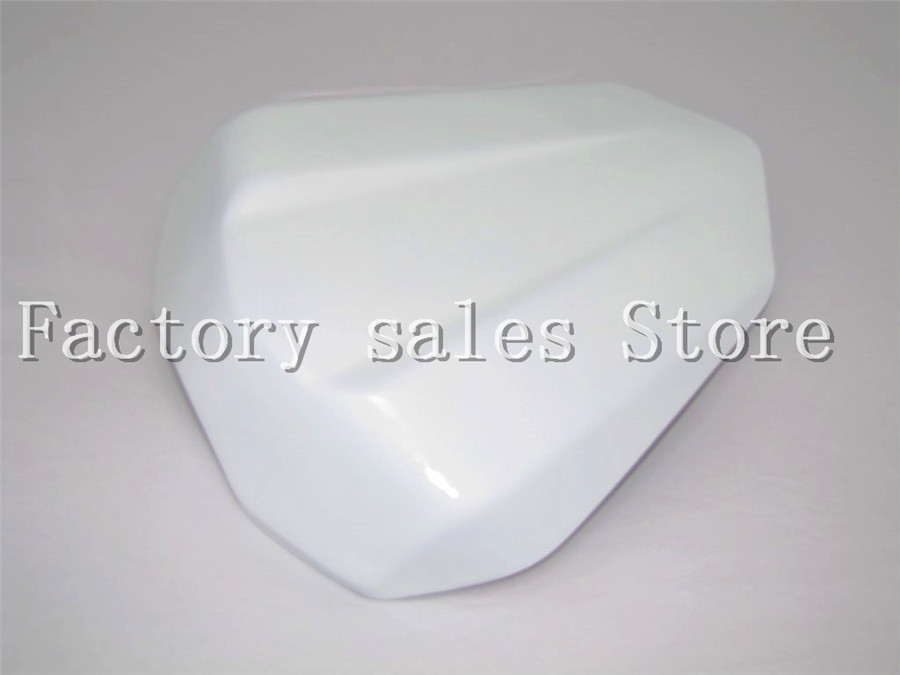 For Yamaha YZF600 YZF 600 R6 2006 2007 06 07 White Rear Seat Cover Cowl Solo Racer Scooter Seat Motorcycle YZFR6