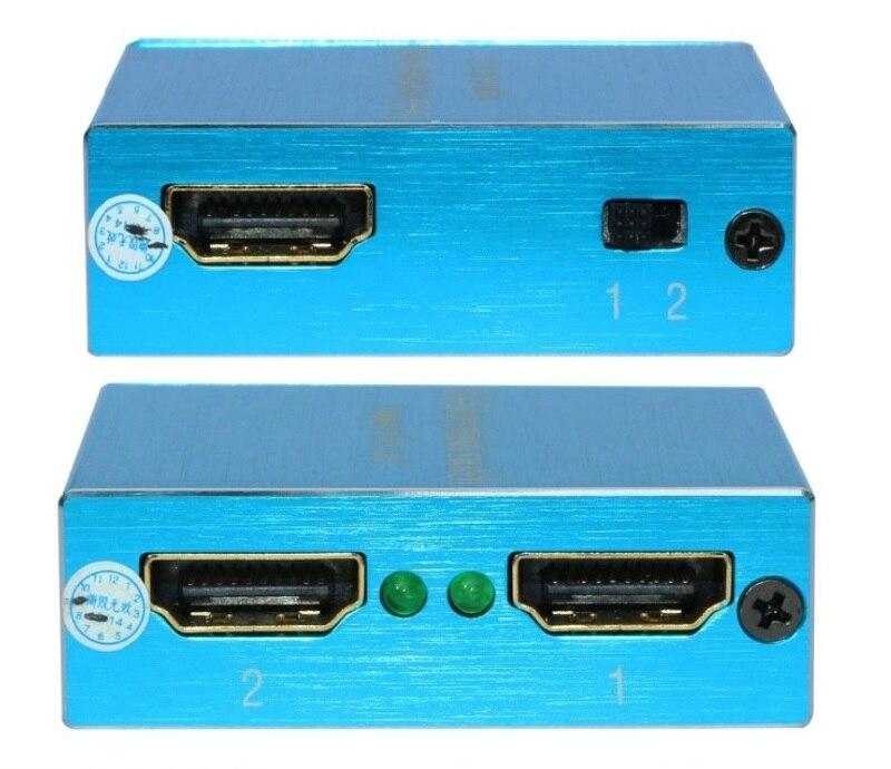 4 K X 2 K Computer-peripheriegeräte Beliebte Marke Neue Splitter 1x2/schalter 2x1 Hdmi 2 Ports Bi-direccional Schalter Konverter
