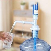 Elektrische Batteriebetriebene Pumpe Bequem Dispenser Flaschen Trinkwasser Pumpe mit Schalter Drücken 0,9-1,0 gallonen/min