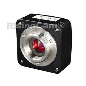 Image 2 - 5.3MP USB2.0 Sony Cmos Imx178 Sensor C Mount Usb Digitale Microscoop Camera