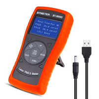 BT 5800D Air Particulate Meter PM2.5 PM10 Monitor Meter Pro Particulate Matter Detector, Accuracy +/ 20% Tester