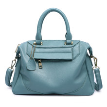 Luxury Famous Brand Designer Women's Leather Handbag High Quality 2018 Fashion Women Hand Bags For Women Shoulder Chain Bags X62(China)