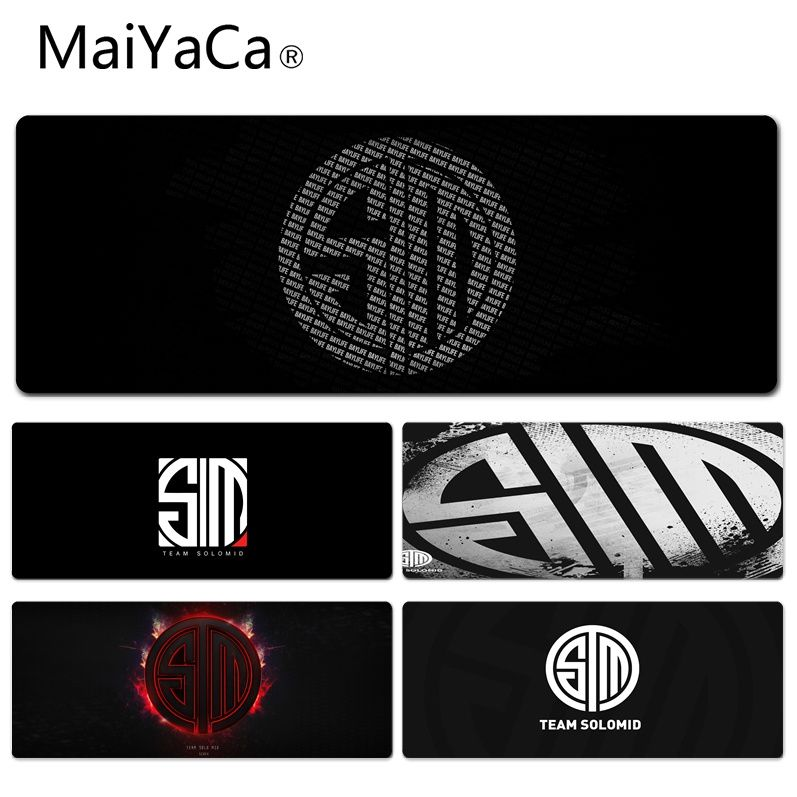 MaiYaCa TSM Banner Beautiful Anime Mouse Mat Size for 30x90x0.2cm Gaming Mousepads