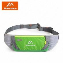 Maleroads Outdoor Sports Waists Bag Running Waist Packs Unisex Waist Pack Portable Ultra-light Breathable Cycling Phone Packs