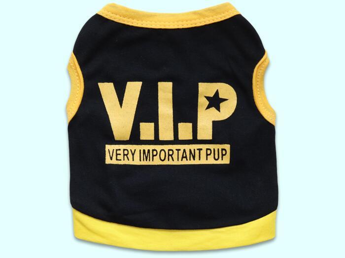 On sale dogs cats fashion summer vest clothes doggy vests clothing puppy t shirt pet dog cat t shirts 1pcs 3 colors XS S M L