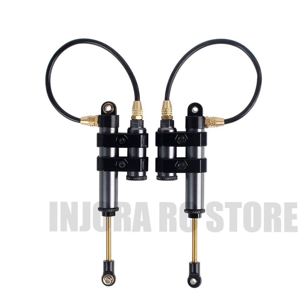 4PCS 95mm 1//10 Suspension Internal Spring Shock Absorber Damper for RC SCX10 D90