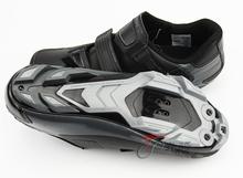 SH-XC51 buty rower mtb rower obuwie XC51 tanie tanio Średnie (b m) Hook loop Dla dorosłych RUBBER SHIMANO Buty rowerowe Oddychające