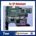 Para hp DV6000 446476 - 001 laptop motherboard intel não integrado DDR2 origianl e funciona bem completa testado