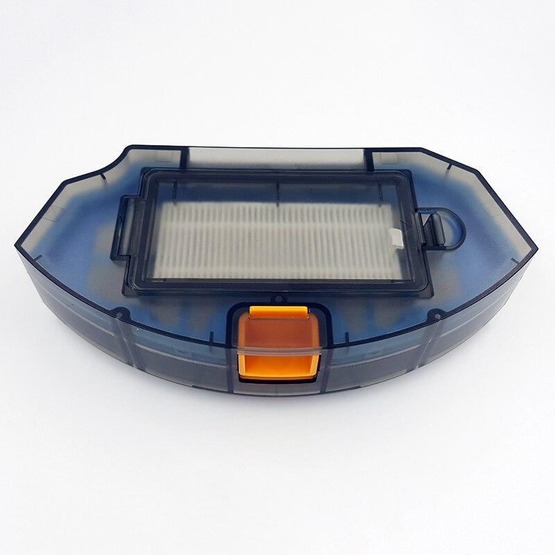 цена Dust box bin for CONGA EXCELLENCE iboto aqua v710 Eufy RoboVac 11 11C DEEBOT N79S N79 Vacuum Robotic robot Cleaner parts