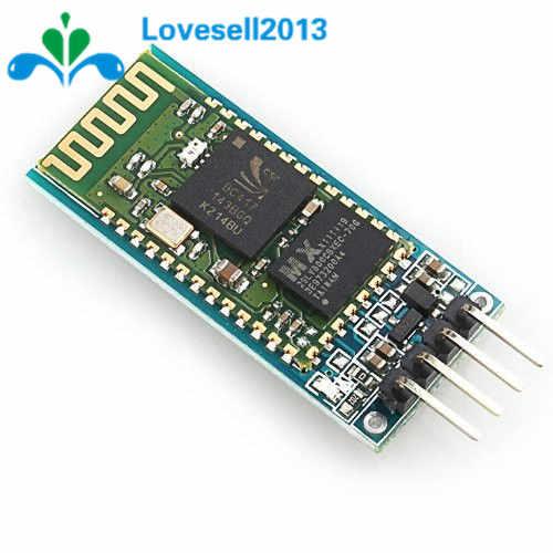 Бесплатная доставка HC-06 HC 06 RF Беспроводной Bluetooth трансивер ведомого модуля RS232/ttl для UART конвертер 3,3 В 4PIN для Arduino