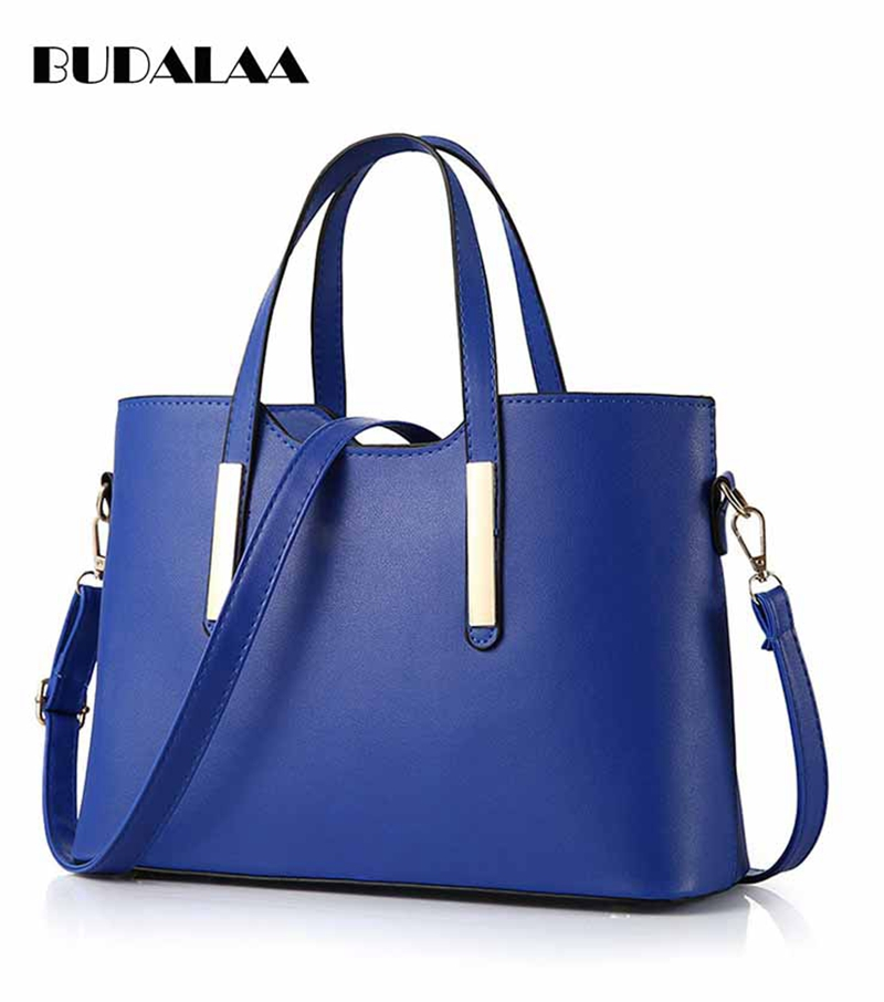 New Fashion Budalaa Best Brand Design Women Handbags Vintage Lady PU Leather Bags For Women High Quality Rainbow Young Style best bags fashion lady 1301 71