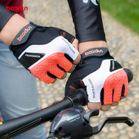 Cycling Bicycle Gloves Half Finger Non slip Road Bike Sports Tactical Riding Silica Gel MTB Mesh Cloth Racing Men Women Fitness