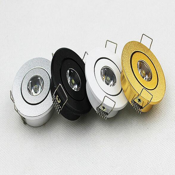 1W Мини диодты жарықдиодты дөңгелек - LED Жарықтандыру - фото 3