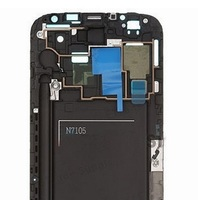 Replacement For Samsung Galaxy Note II 2 N7105 Original Front Frame Bezel Housing High Quality Whole