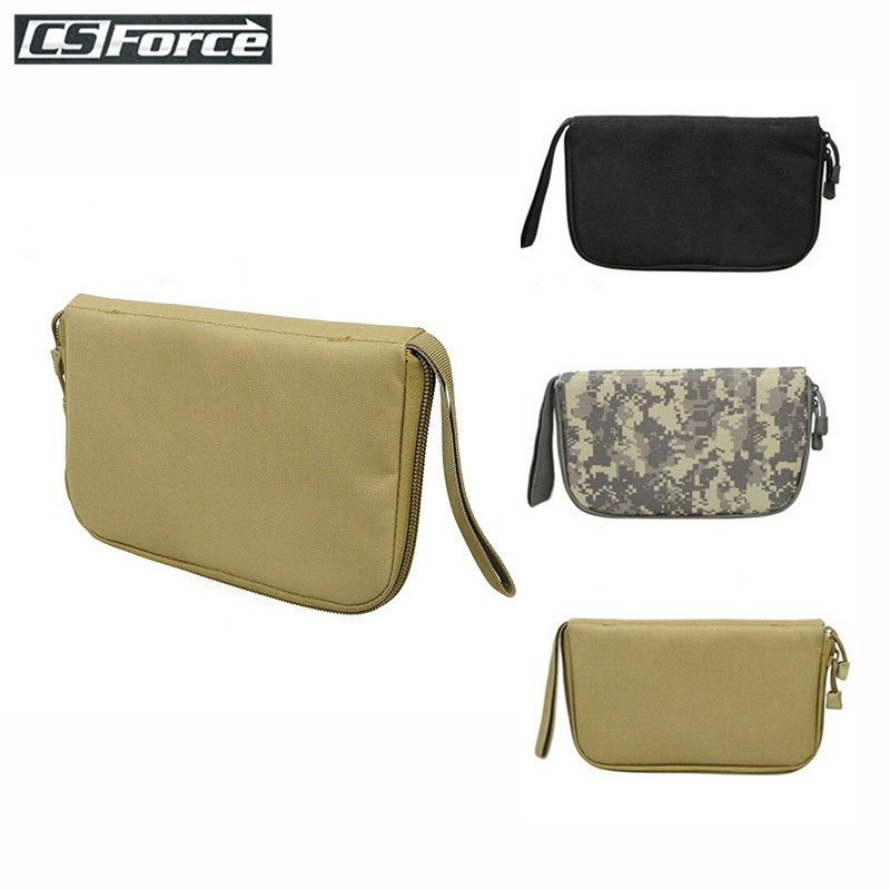 Tactical 600D Handgun Holster Pistol Carry Bag Gun Protection Case Military Pouch Hunting Gun Holster Bag Hunting Accessories
