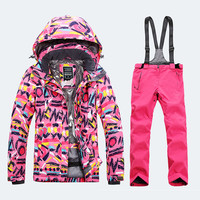 ski jacket women ski suit women