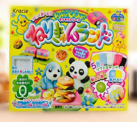 Japanese Popin Cookin Kracie Happy panda Kitchen Cookin DIY handmade Christmas gift