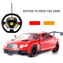 Фотография 1:12 Electric Mini RC Sports  Cars 4CH Remote Control Toys Radio Controlled Cars Sports car  Toys For Boys Kids Gifts